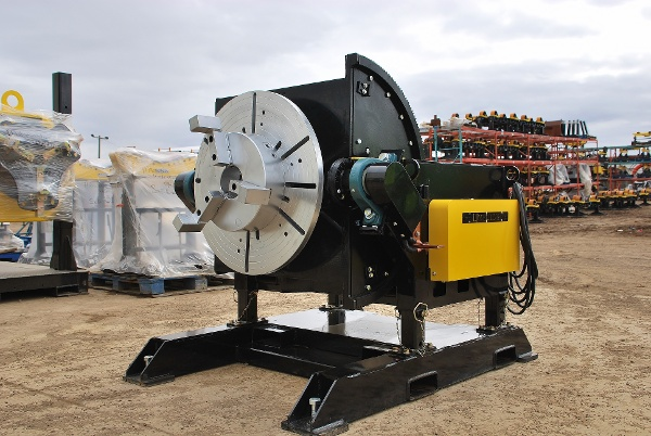gear tilt welding positioner for sale