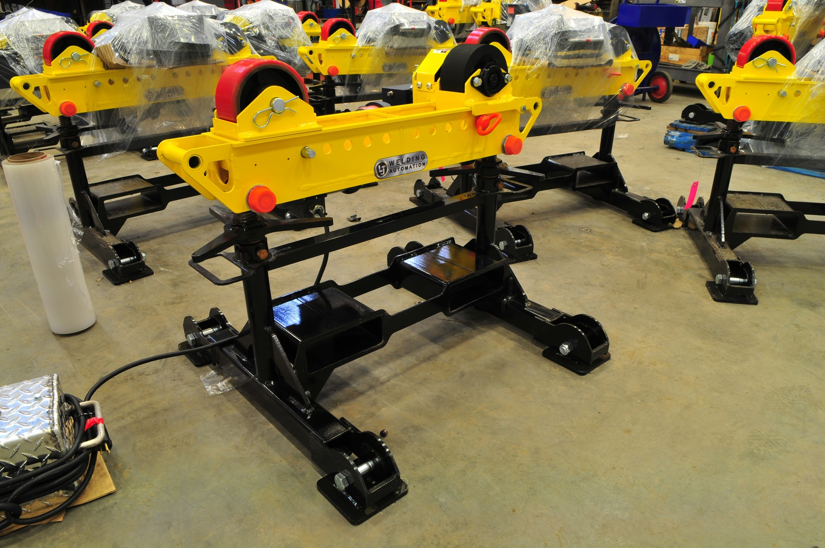 2-ton pipe roller supports for sale