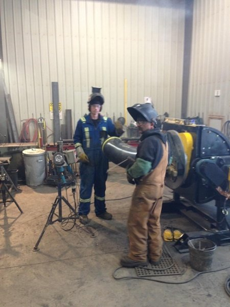 6000 lbs gear tilt welding positioner for sale by manufacturer