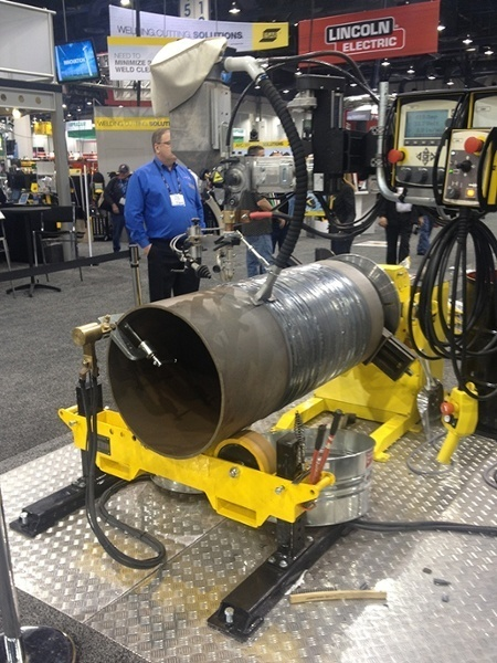 height adjusting pipe rolls with 8-ton capacity