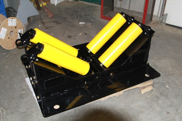 pipe roller supports