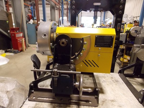 Thru-Bore Welding Positioner for sale 2