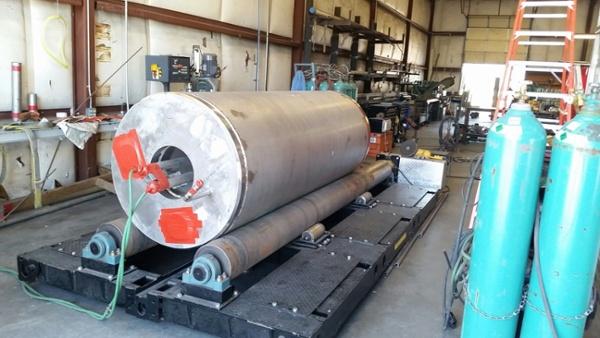 Modular Tank Vessel Fit-Up Rolls for sale