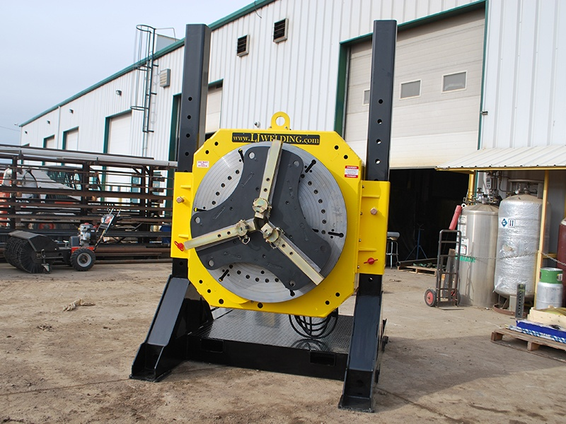 welding positioners for rent