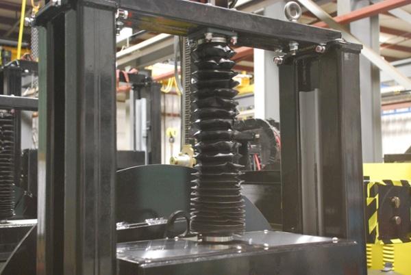 Powered Elevation Headstock Welding Positioners