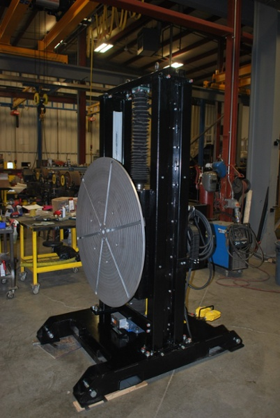 Powered Elevation Headstock Welding Positioners 6PSH-100 5
