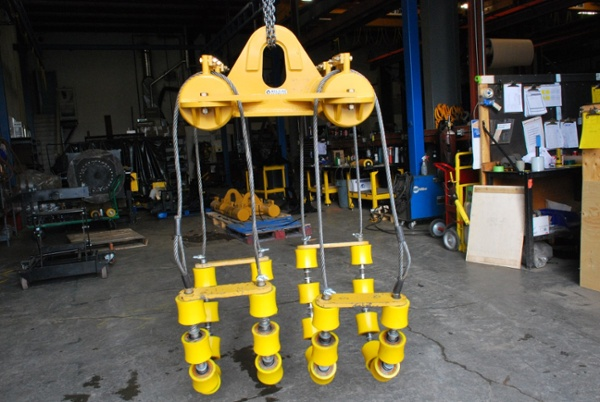 pipeline pipe cradles for sale