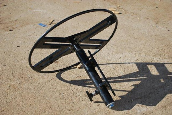 hand spinner welding positioner
