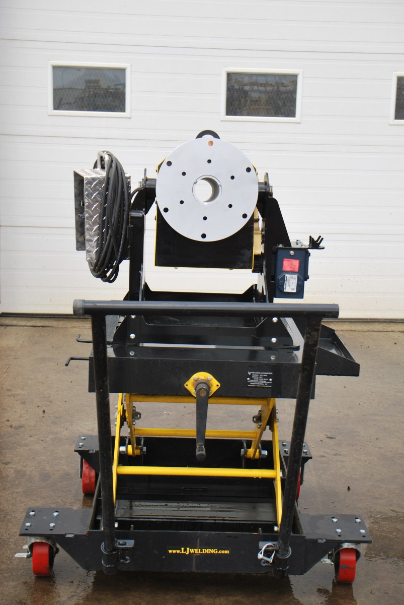 Thru-Bore Welding Positioner for sale 10