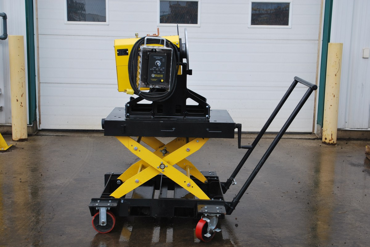 Thru-Bore Welding Positioners for sale 12