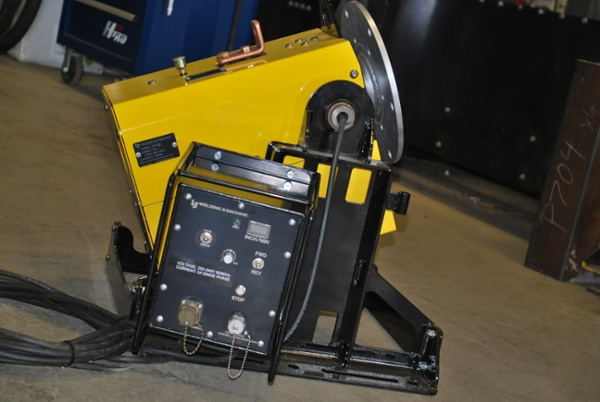 Thru-Bore Welding Positioners for sale 5