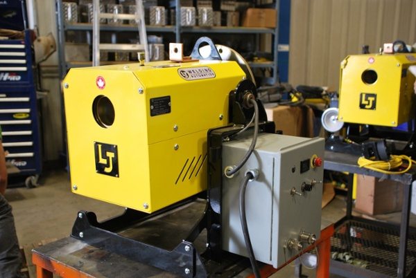 Thru-Bore Welding Positioners for sale 7