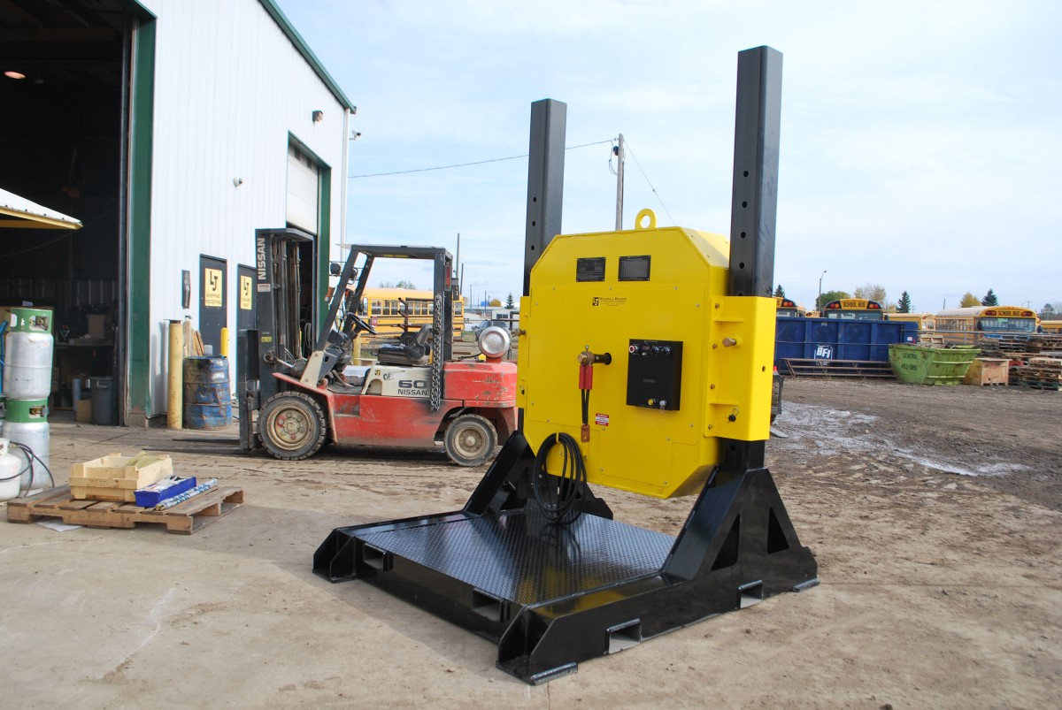 used pipe welding positioners for rent