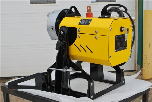 Heavy Duty 8 inch Benchtop Welding Positioners