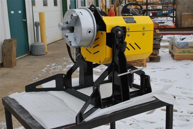 Heavy Duty 8 inch Benchtop Welding Positioners
