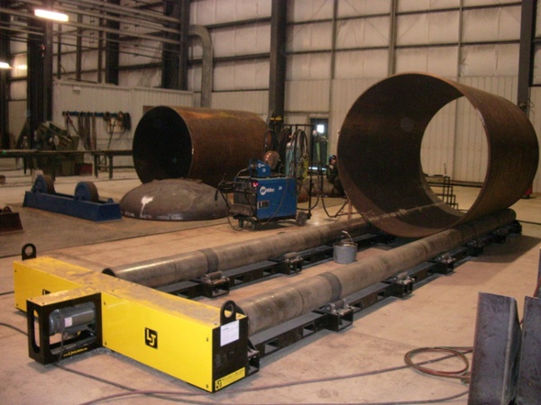 Modular Tank Vessel Fit-Up Rolls for sale