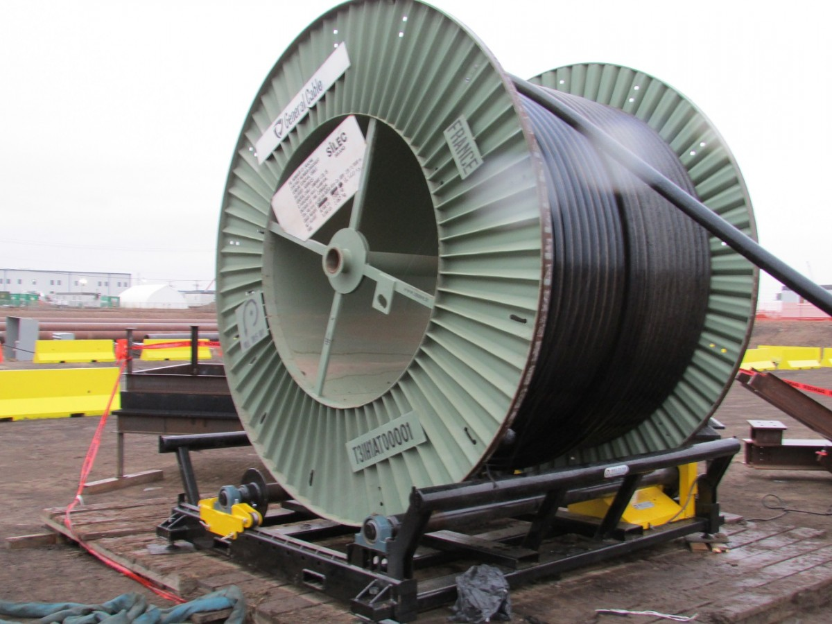 Cable Reel Rollers Cable Payout Rollers Crr68 100 15 Ton