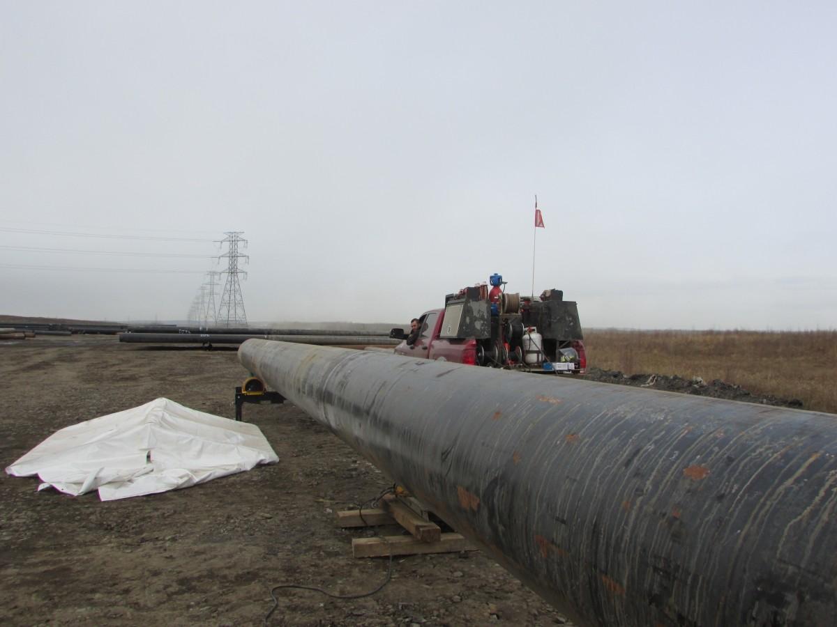 used vessel turning rolls