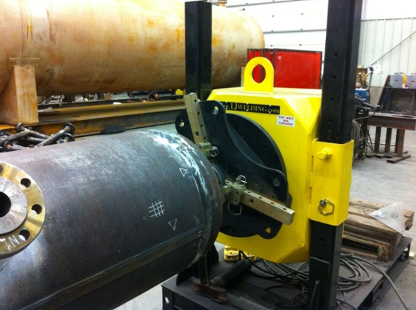 pipe welding positioner for sale in california