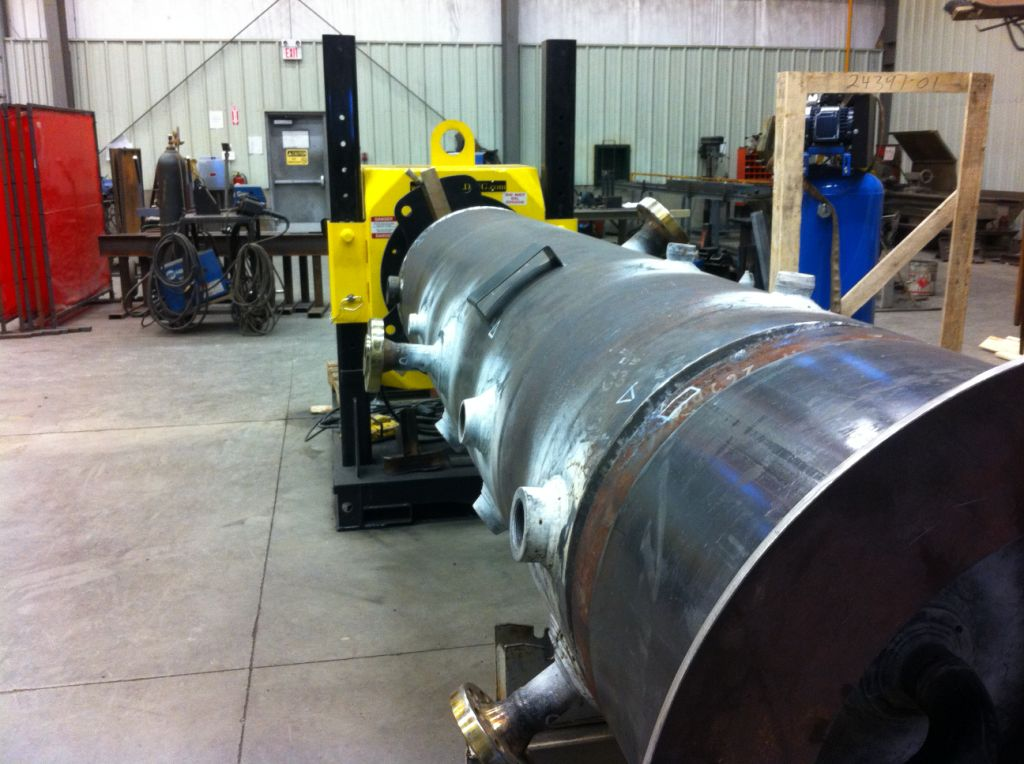 pipe welding positioner for sale in new york