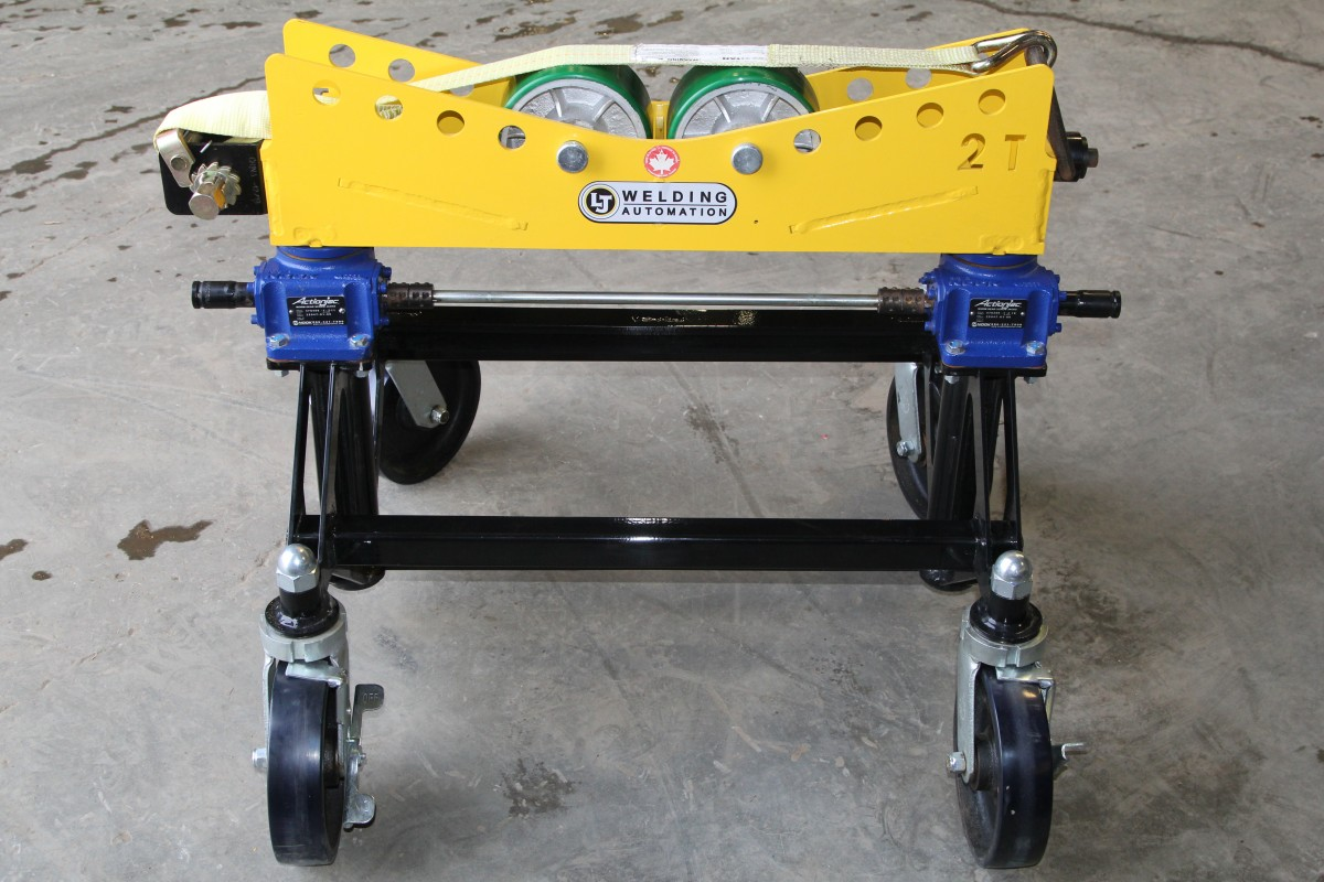 Pipe Roller Stands (pipe stands) for sale