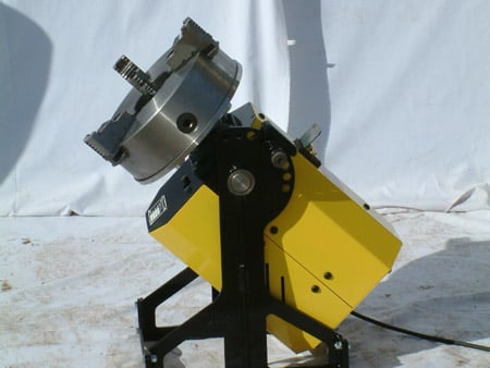 12 inch Benchtop Positioner - Clearance Model