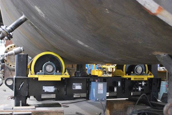 tank turning rolls for sale