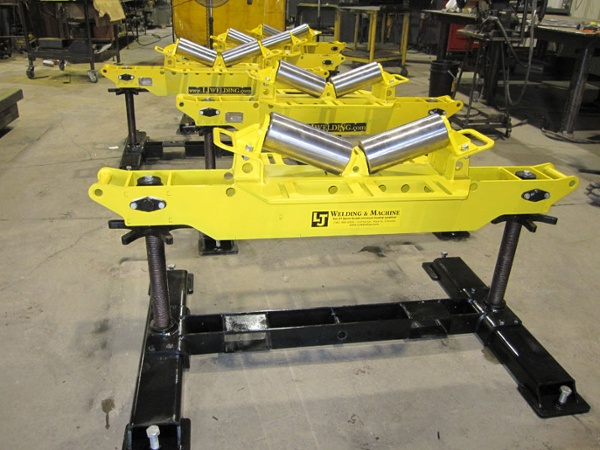 4-Ton Horizontal V-Roller Head for sale