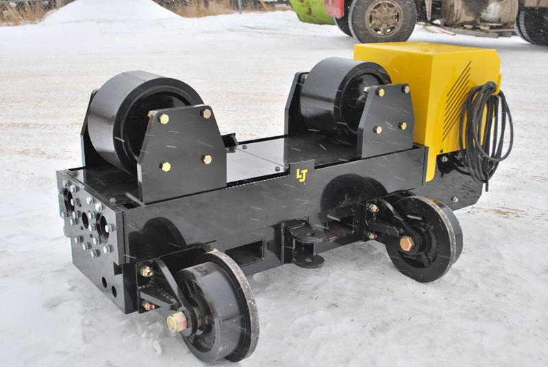12-ton pipe alignment rotators for sale