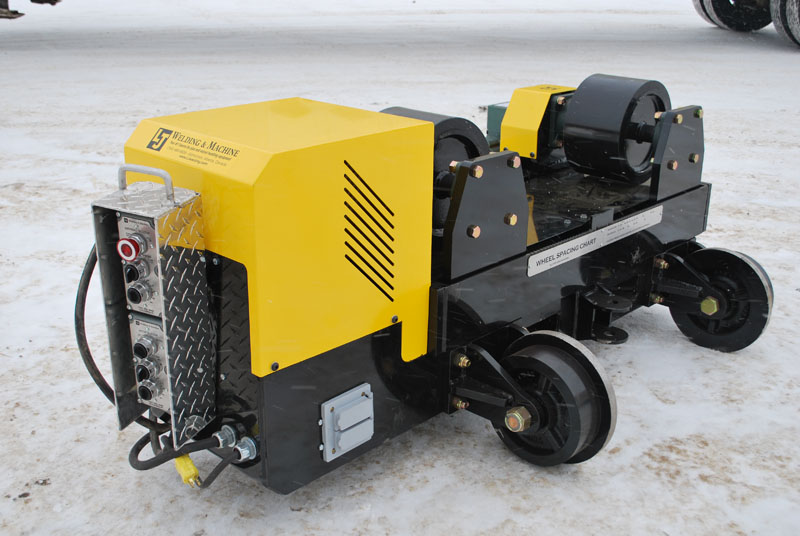 12 ton used pipe alignment rollers for sale