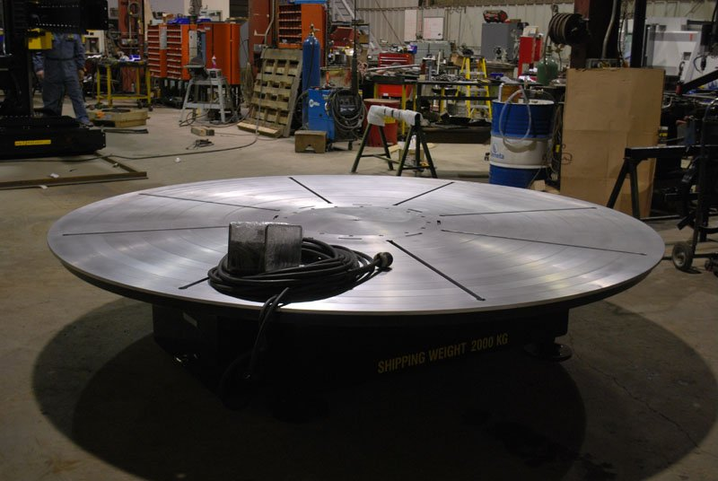 used welding turntables for sale