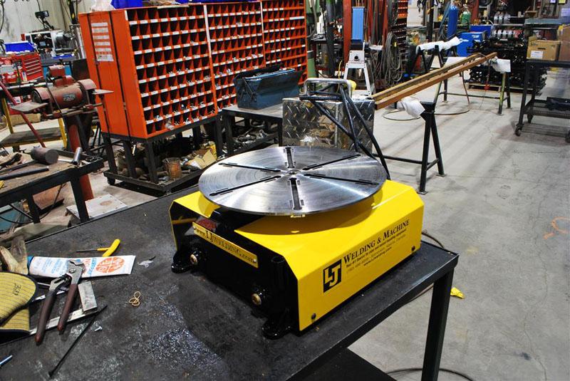 High Speed Welding Turntable (Floor turntable) for sale