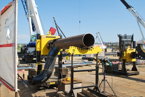 pipe welding positioners
