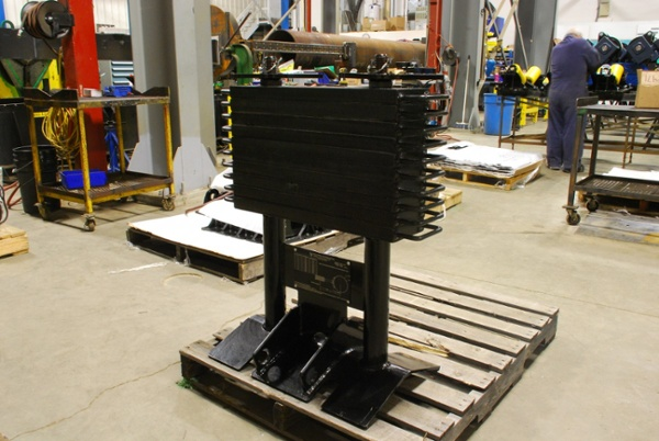 Used welding positioner counterweight for sale