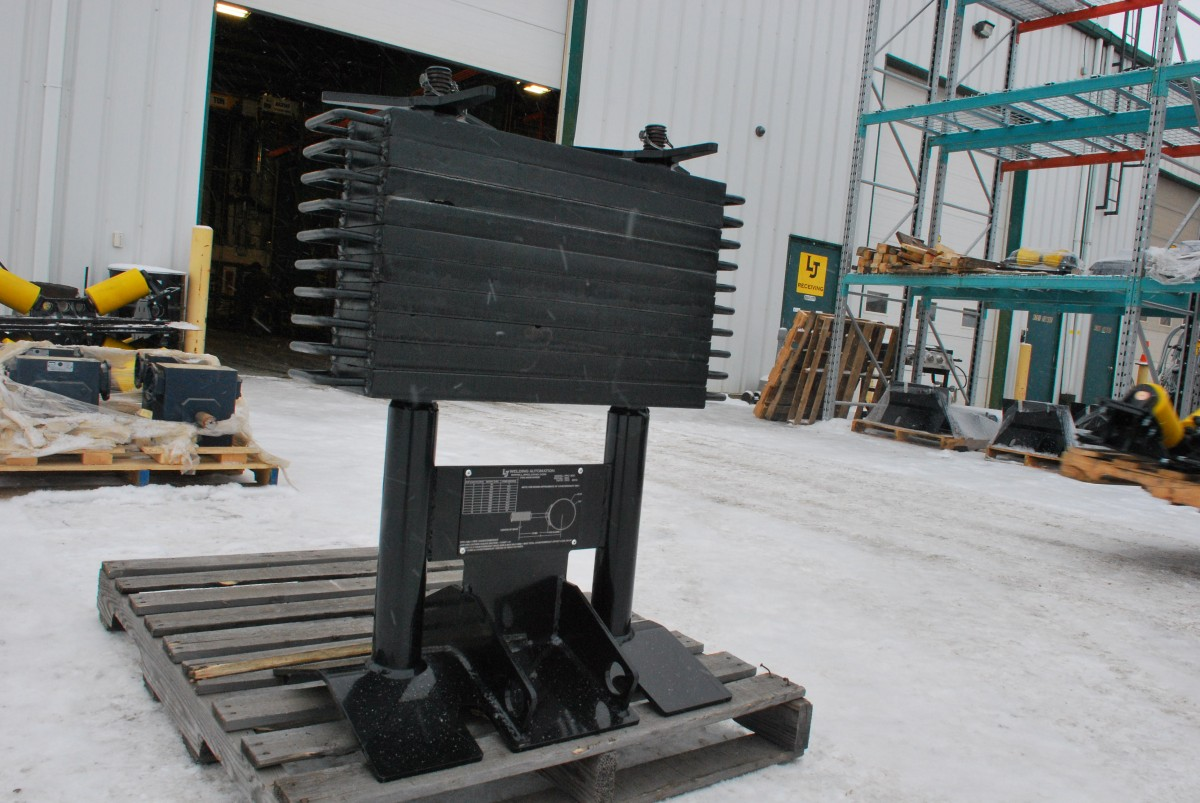 New welding positioner counterweight for sale