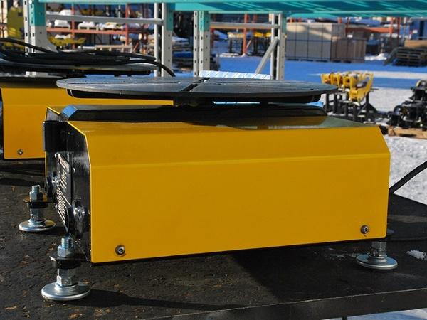 High Speed Welding Turntable (Floor turntable) used