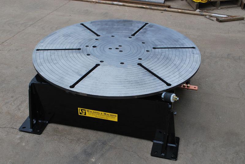 low profile welding turntable (floor turntable) for sale