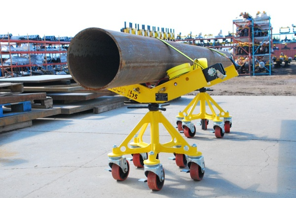 pipe roller stands for sale