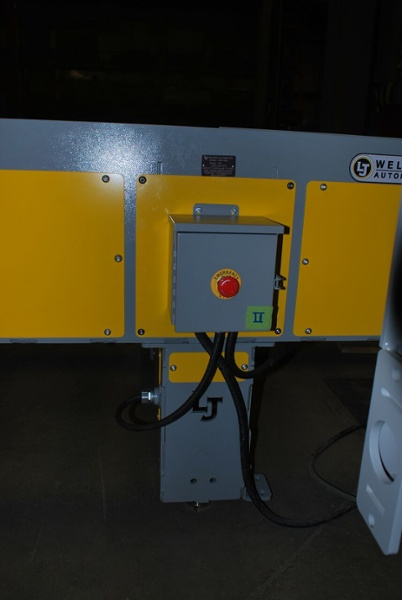 pipe conveyor start and stop button