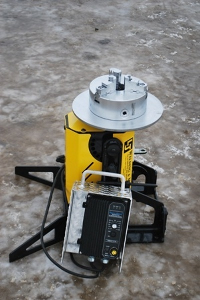 bench top pipe welding positioner for sale
