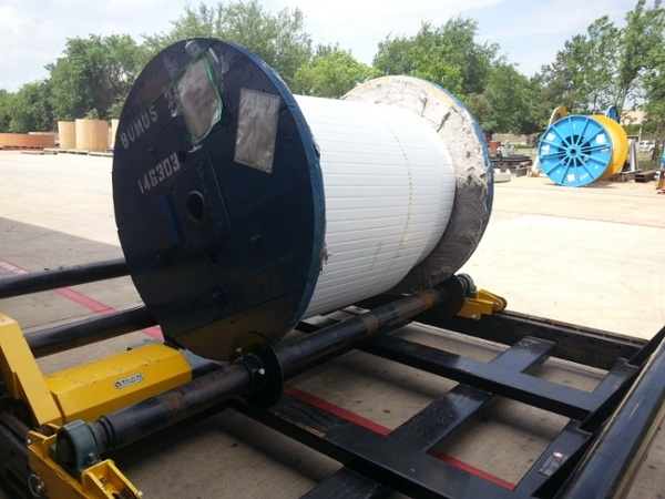 cable reel rollers for sale
