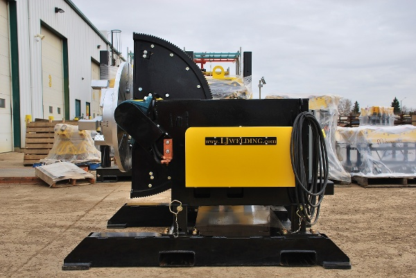 gear tilting welding positioners