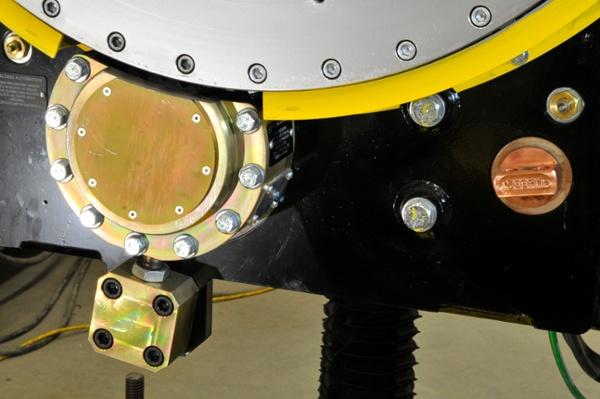 headstock tailstock welding positioners
