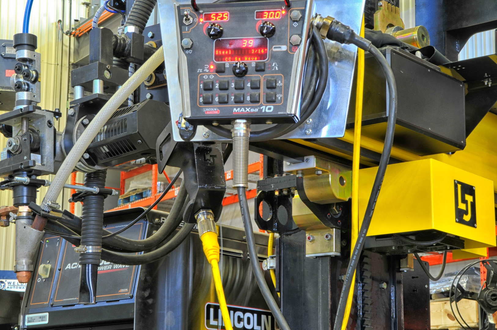 lincoln electric welding manipulator for sale
