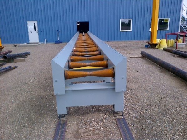 pipe conveyor modular system