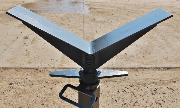 welding pipe stand