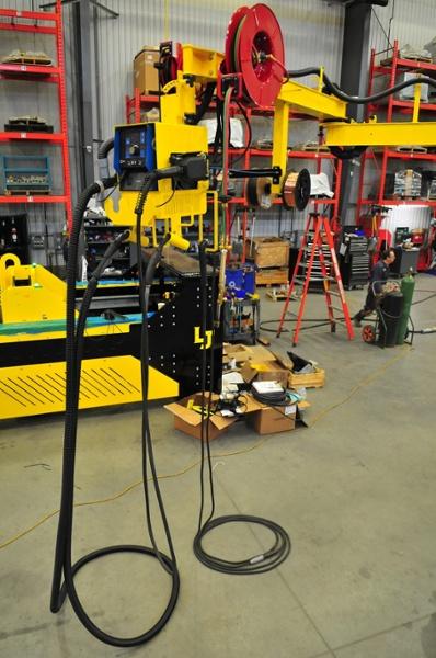welding jib tools