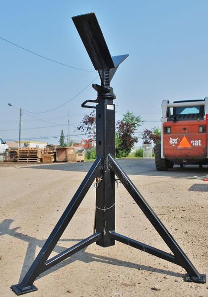 welding pipe stands