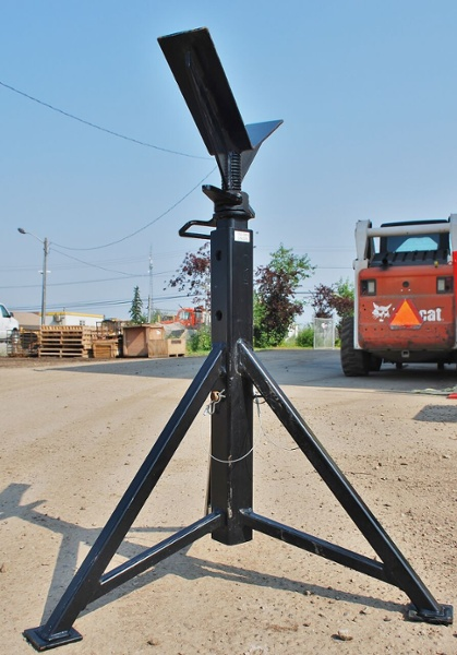 welding pipe stands